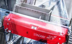 TGW Logistics Freezer Logistics Stingray