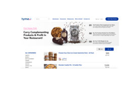 Tyme Commerce foodservice AI solution