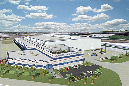 United States Cold Storage Builds New Warehouse in the 'Big
