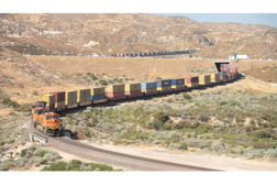 In it for the long haul, BNSF rail image