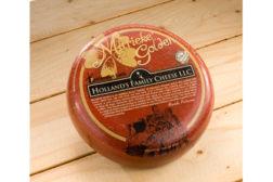 Holland cheese wheel