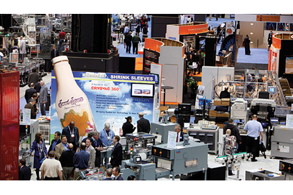 Pack Expo Floor shot