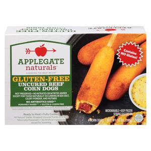 Gluten Free Corn Dogs Frozen