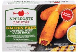 Applegate corn dogs