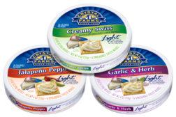Crystal Farms spreadable cheese