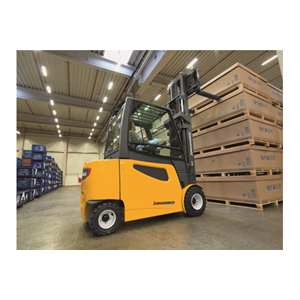 Jungheinrich automatic forklift