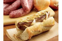Sara Lee American Style bratwurst
