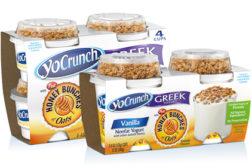 YoCrunch Greek yogurt breakfast blends