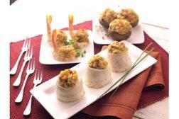 Sea Watch seafood stuffing