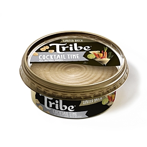Tribe cocktail hummus