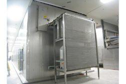 Advanced IQF freezer