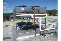 Emerson roof condensor