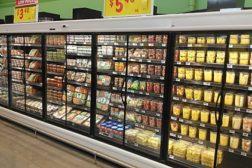 HEB produce aisle