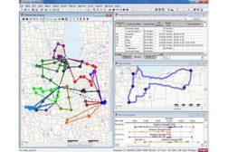 Paragon routing optimizing software