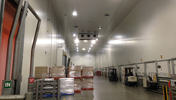 Swire Cold Storage LED lighting