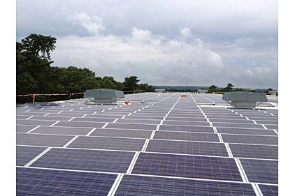 Dynamic Energy, DiCarlo Distributors Complete Solar Project