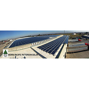 SPWG Patterson solar project