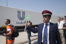 Unilever green train