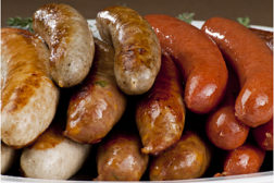 Chef Martins sausages feature