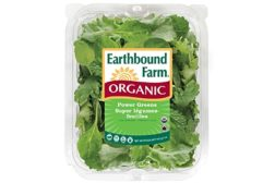 Earthbound Farm salad inbody