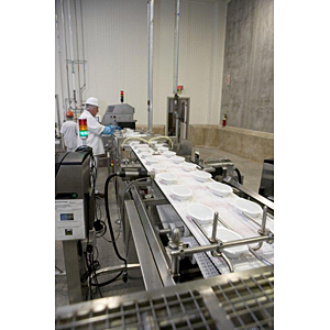 Hormel Compleates packaging line