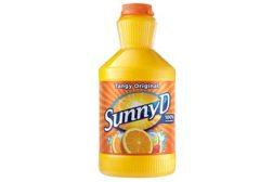Sunny Delight juice