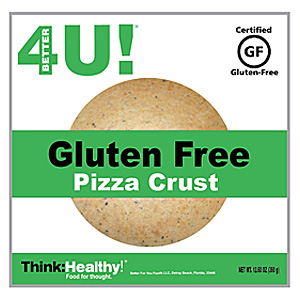 Delray Beach, Fla., introduced a frozen multi-grain gluten-free crust ...