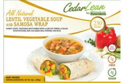 CedarLean soup meals