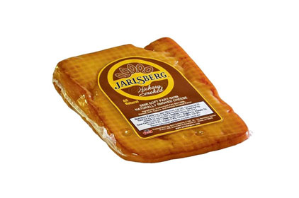 Jarlsberg smoked cheese