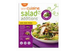 Lean Cuisine salad