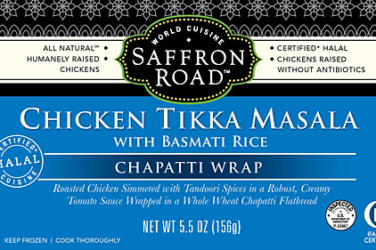 Saffron Road wraps