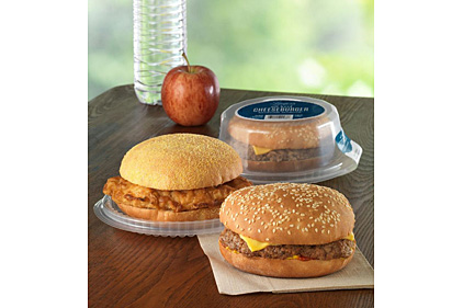 AdvancePierre Foods Fast Bites breakfast sandwiches