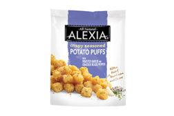 Alexia Foods potato puffs