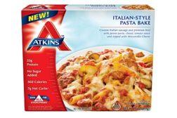 Atkins Italian style bake