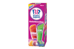 Baskin Robbins sherbet-flavored bars