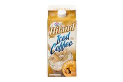 Hiland Dairy iced coffee