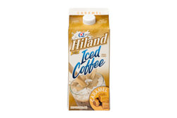Hiland Dairy iced coffee