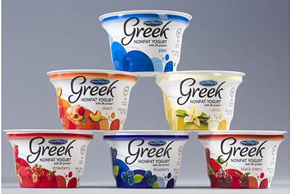 Orthodox Jew Greek yogurt
