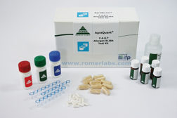 Romer Labs AgraQuant allergen test