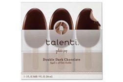 Talenti double chocolate gelato pops