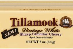Tillamook sharp cheddar