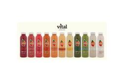 Vital Juice line-up