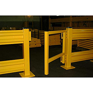 Wildeck safer gate