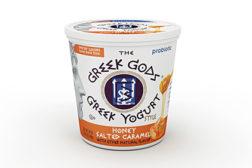 Greek Gods honey yogurt