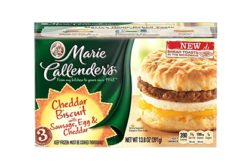 Marie Callender breakfast sandwiches