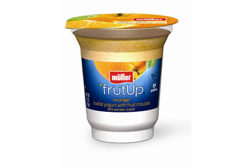 Muller FrutUp yogurt