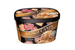 Perry's Sponge candy ice cream