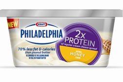 Philadelphia protein cream cheese