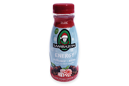 Sambazon energy smoothie