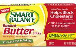 Smart Balance butter